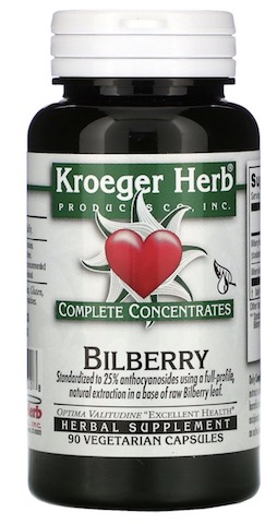 Image of Bilberry Complete Concentrate