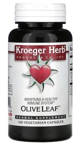 Image of Olive Leaf
