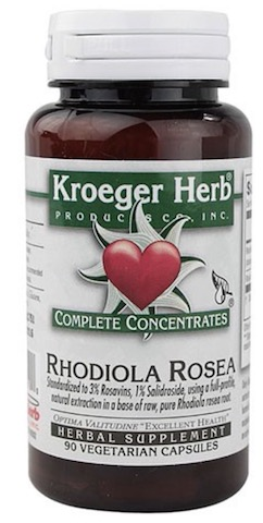 Image of Rhodiola Rosea Complete Concentrate
