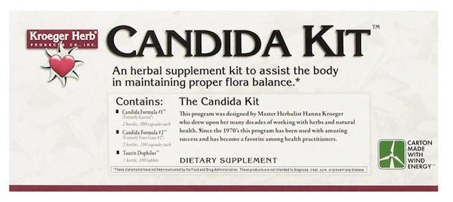 Image of Candida Kit