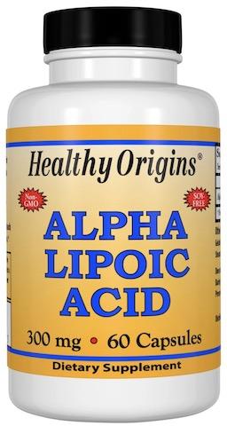 Image of Alpha Lipoic Acid 300 mg