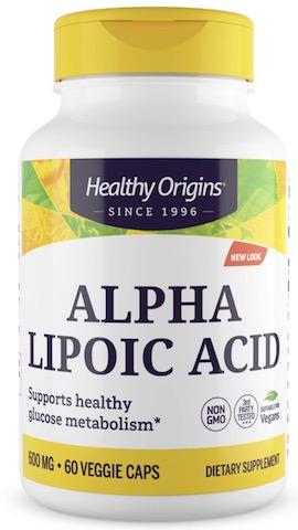 Image of Alpha Lipoic Acid 600 mg