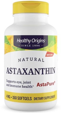 Image of Astaxanthin 4 mg