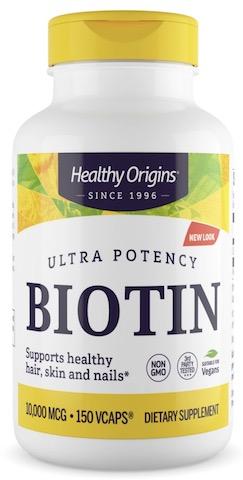 Image of Biotin 10,000 mcg (10 mg)