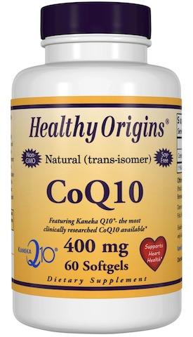 Image of CoQ10 400 mg