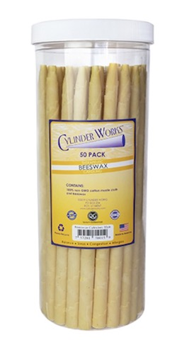 Image of Ear Candles Beeswax