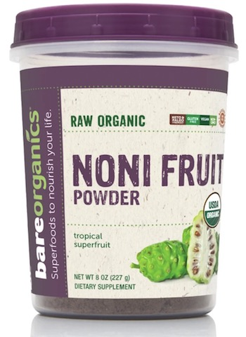 Image of Noni Fruit Powder (Raw Organic)