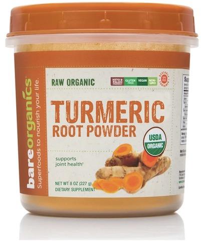 Image of Turmeric Root Powder (Raw Organic)