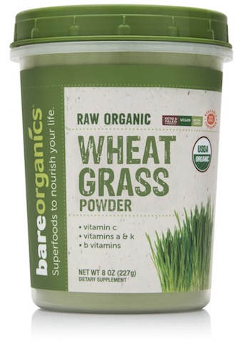 Image of Wheat Grass Powder (Raw Organic)
