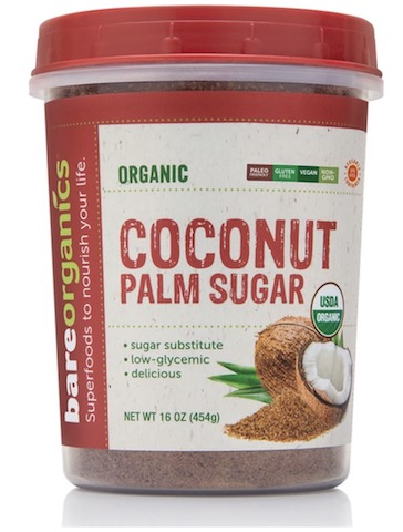Image of Coconut Palm Sugar (Organic)