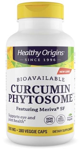 Image of Curcumin Phytosome featuring Meriva 500 mg