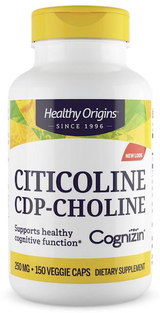 Image of Citicoline CDP-Choline (Cognizin) 250 mg