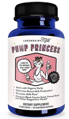 Image of Pump Princess Capsule