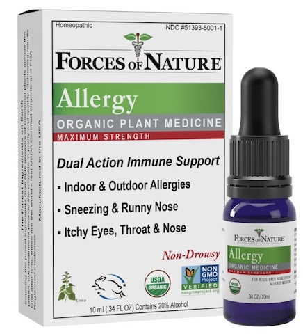 Image of Allergy Support Maximum Strength Liquid