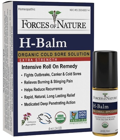 Image of H-Balm Control Extra Strength Roll On