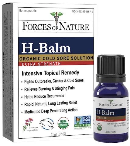 Image of H-Balm Control Extra Strength Liquid