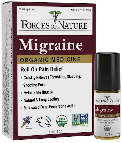 Image of Migraine Pain Relief Roll On