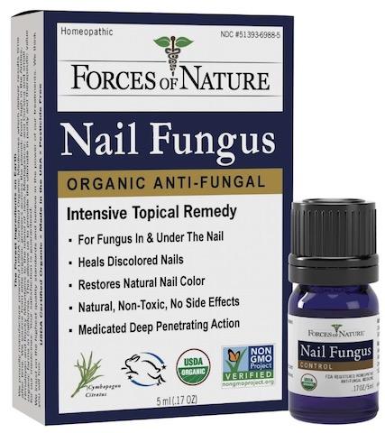 Image of Nail Fungus Control Regular Strength Liquid