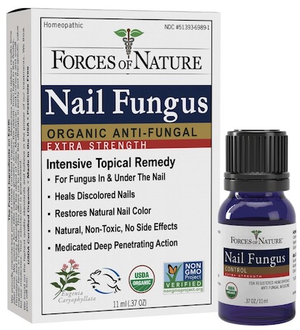 Image of Nail Fungus Control Extra Strength Liquid