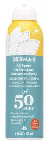 Image of Sun Care All Sport Performance Sunscreen Spray SPF 50