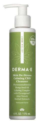 Image of CBD Cleanser Skin De-Stress Calming
