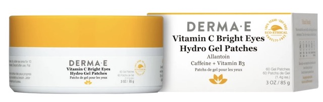 Image of Vitamin C Bright Eye Gel Patches