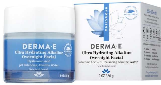 Image of Hydrating Overnight Hydrating Facial Mask