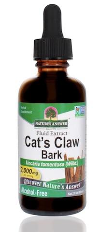 Image of Cat's Claw Liquid Alcohol Free