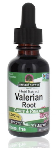 Image of Valerian Root Liquid Alcohol Free