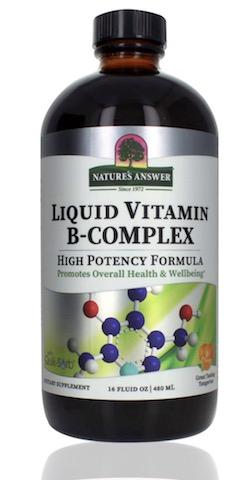 Image of Vitamin B-Complex Liquid