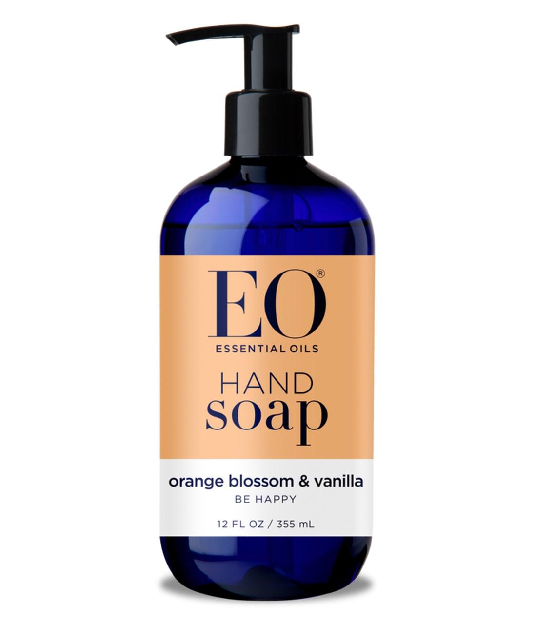 Image of EO Hand Soap Orange Blossom Vanilla