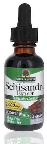 Image of Schisandra Liquid Alcohol Free