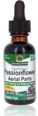 Image of Passionflower Liquid Alcohol Free