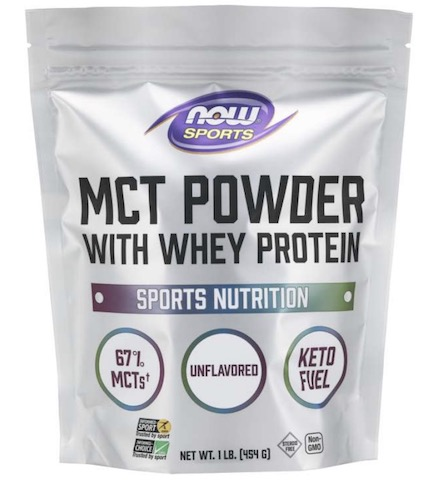 Image of MCT Powder with Whey Protein Unflavored
