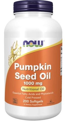 Image of Pumpkin Seed Oil 1000 mg