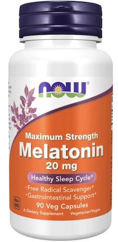 Image of Melatonin 20 mg