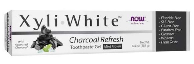 Image of XyliWhite Toothpaste Gel Charcoal Refresh Mint