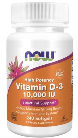 Image of Vitamin D3 10,000 IU