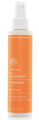 Image of Almond-Aloe Moisturizer SPF 15+