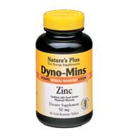 Image of Dyno-Mins Zinc  50 mg