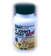 Image of St. John's Wort 450 mg, Herbal Actives - Extended Release