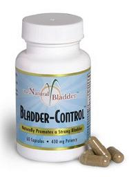 Image of Natural <B>Bladder Control</b> Caps