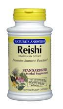 Image of Reishi Mushroom Extract Standardized
