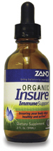 Image of Insure Immune Support Liquid <B>Organic</b>