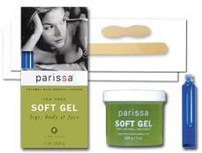 Image of Parissa Tea Tree Soft Gel Hair Remover