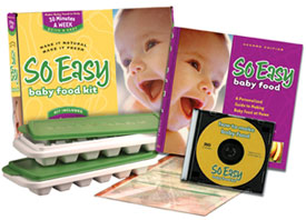 Image of So Easy Baby Food Kit