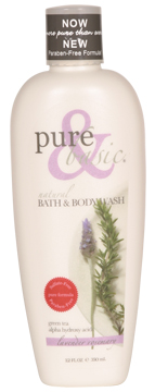 Image of Lavender Rosemary Body Wash