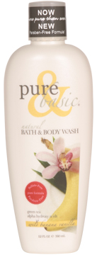 Image of Wild Banana Vanilla Body Wash