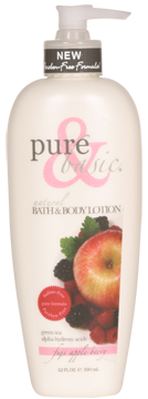 Image of Fuji Apple Berry Body Lotion