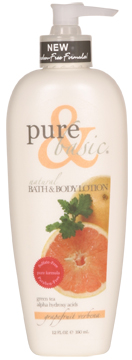 Image of Grapefruit Verbana Body Lotion